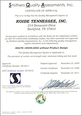 ISO/TS 16949:2009 without Product Design